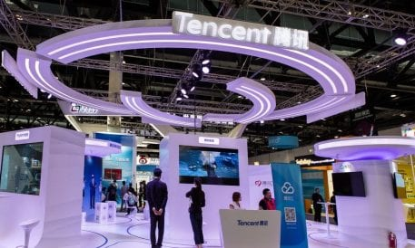 Tencent Net Income Rises Despite Slow Sales, Economy In China