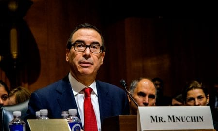 Treasury Secretary On Trade War Price Effects