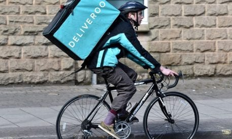 UK Pol Tom Watson Asks For Investigation Into Amazon's Stake In Deliveroo