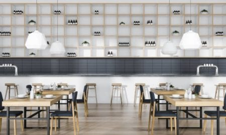 restaurant co-working space