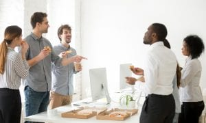 Taking The Chaos Out Of Lunch With B2B Delivery