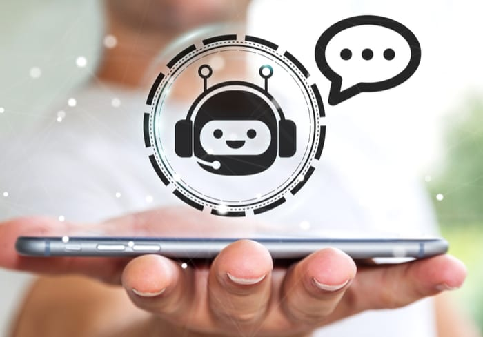 Sales From Chatbots Could Reach $112B By 2023