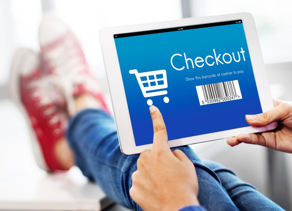 online checkout