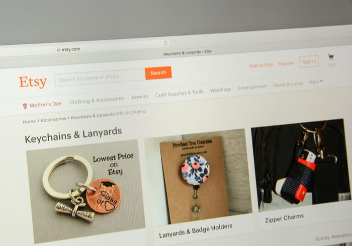 Etsy Hits 41M Active Buyers In Q1