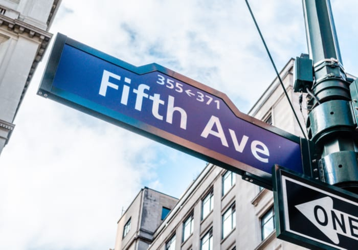 Fifth Avenue Vacancies Reflect Uptick In Retail Closures