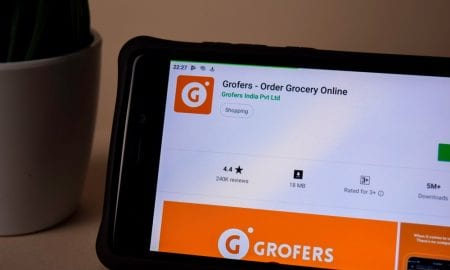 Grofers Raises $200M In SoftBank-Led Round