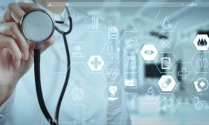 connected healthcare technology