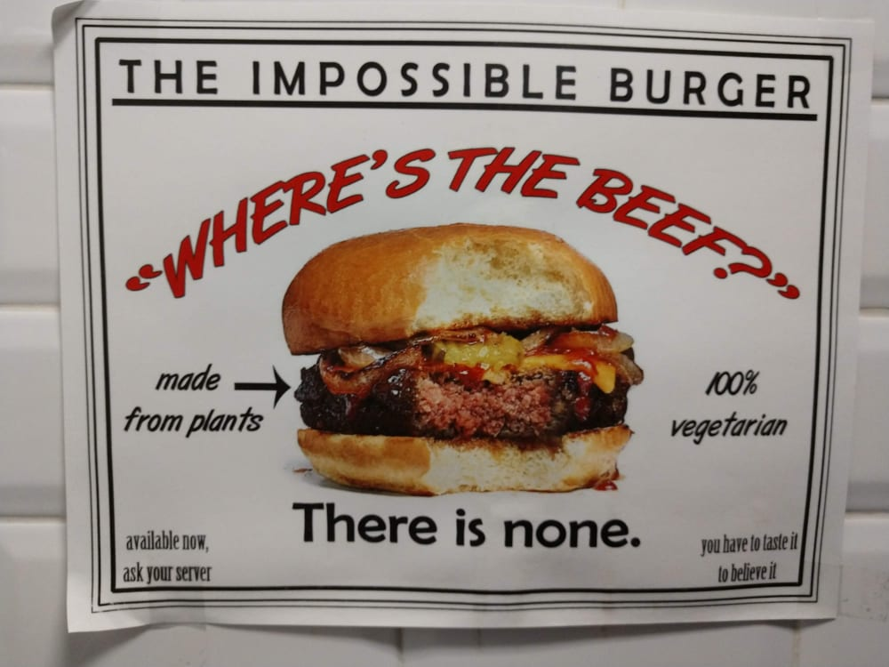 Impossible Foods Notches $300M Investment