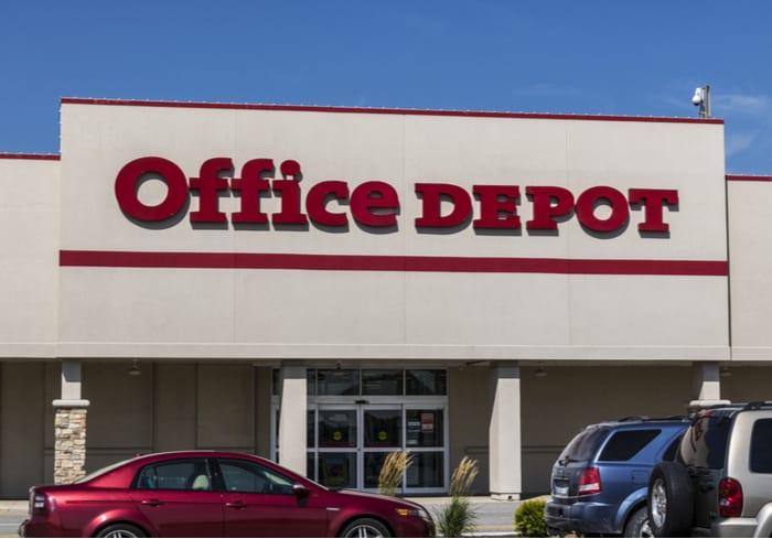 Office Depot Experiments With Coworking