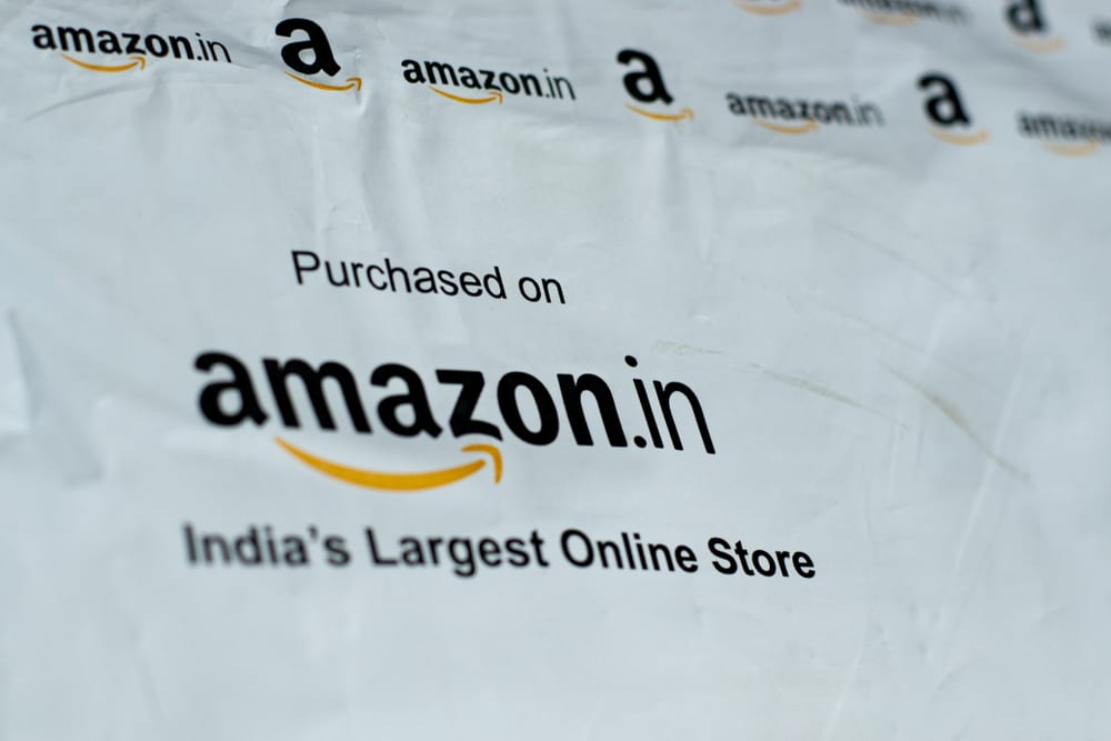 Amazon Invests $404M Into India Business