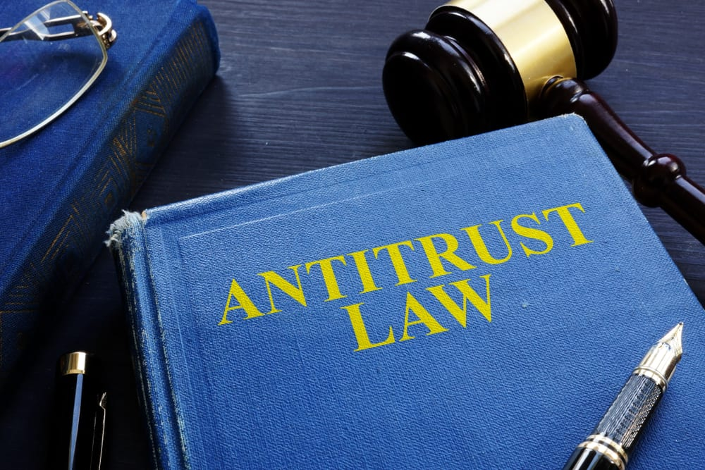 Antitrust Concerns, Cryptos In Sharp Regulatory Focus