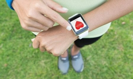 health monitor watch