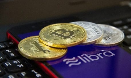 Bitcoin Surges On Libra News, But Nears Overbought Status