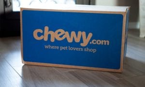 Chewy.com box
