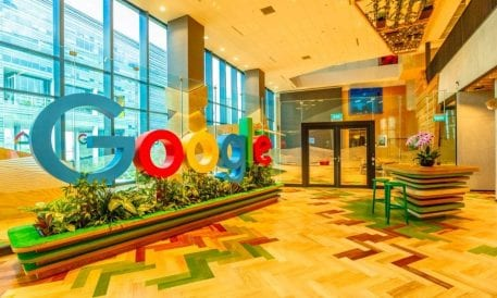 Google Fires Lobbyists As Increased Gov't Oversight Looms
