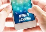 smartphone mobile banking
