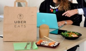 Uber Melds Uber Eats Into Ride-Hailing App
