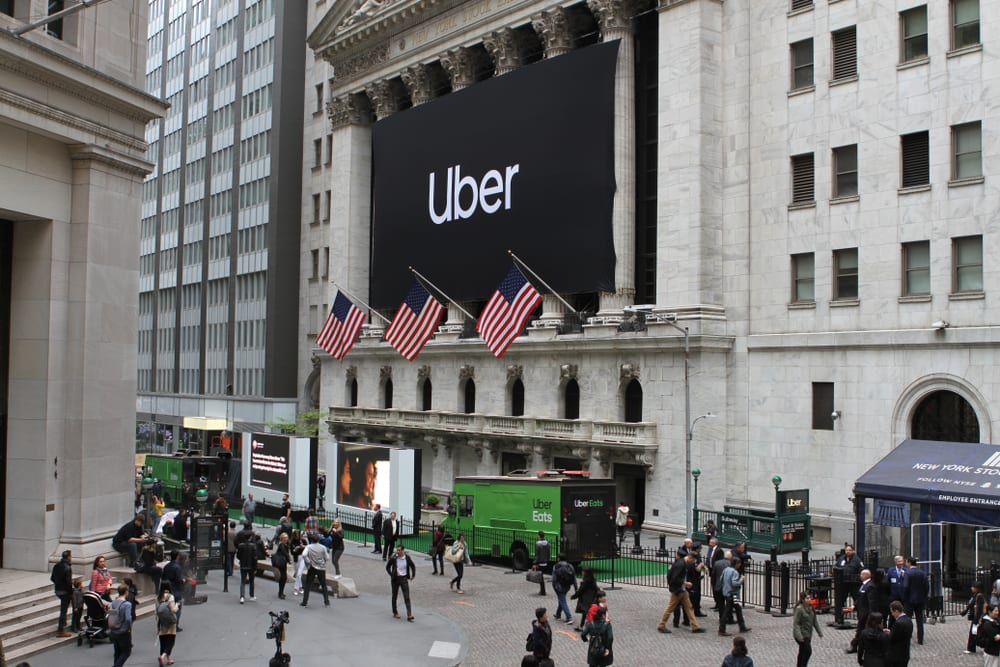 Uber Uses FinTech To Expand Beyond Ride-Hailing