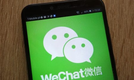 Luxury Brands In China Like Bulgari And Louis Vuitton Embrace WeChat