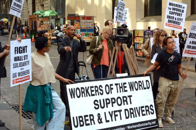CA Gig Economy Bill Could Protect Workers
