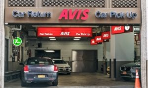 Avis Splits Business, Leisure Car Rental Expenses