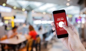 Mobile Order-Ahead Goes Mainstream