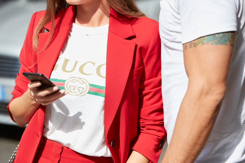 Luxury Fashion Brands Investing In Social Media