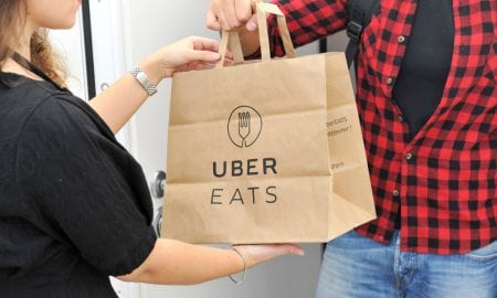 Uber Eats Teams With Olo For POS Integration