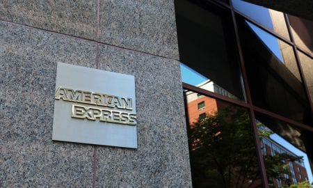 Amex Write-Offs Down; Delinquency Rate Holds