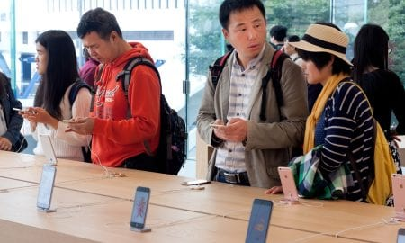 Apple Sales In China Could Suffer Due To Weaker Demand
