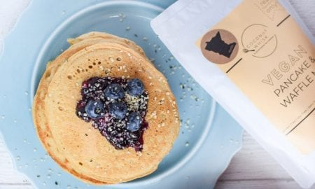 Coconut Whisk vegan pancake mix