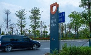 Didi ridesharing China