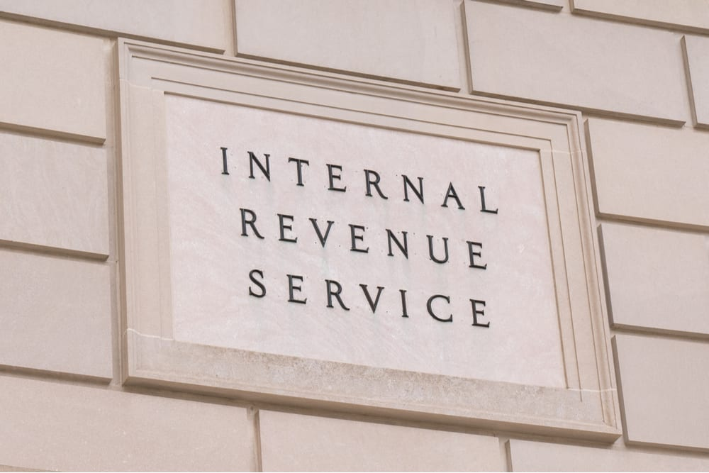 IRS Cracking Down On Crypto-Holding Taxpayers