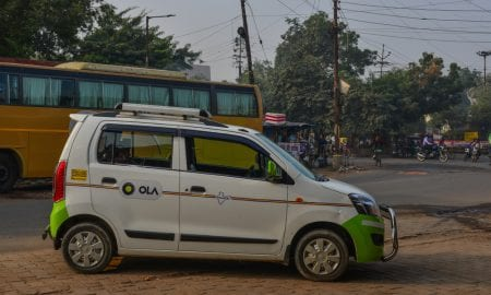 Ola Reaches $1B Valuation With SoftBank Funding