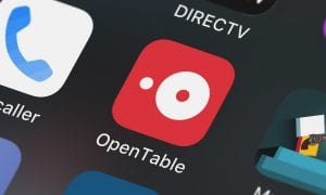 OpenTable's Expanding Menu Of Services