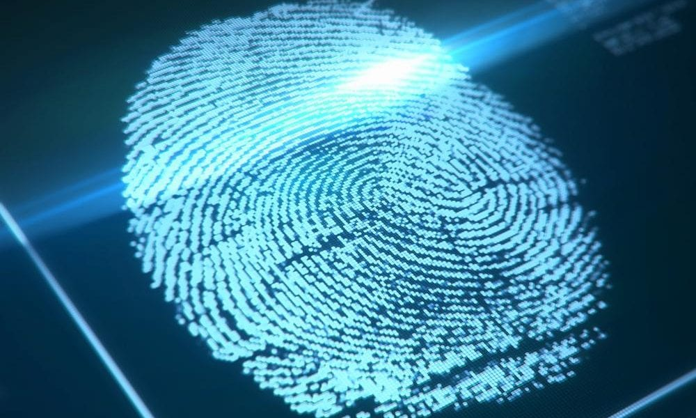 fingerprint ID