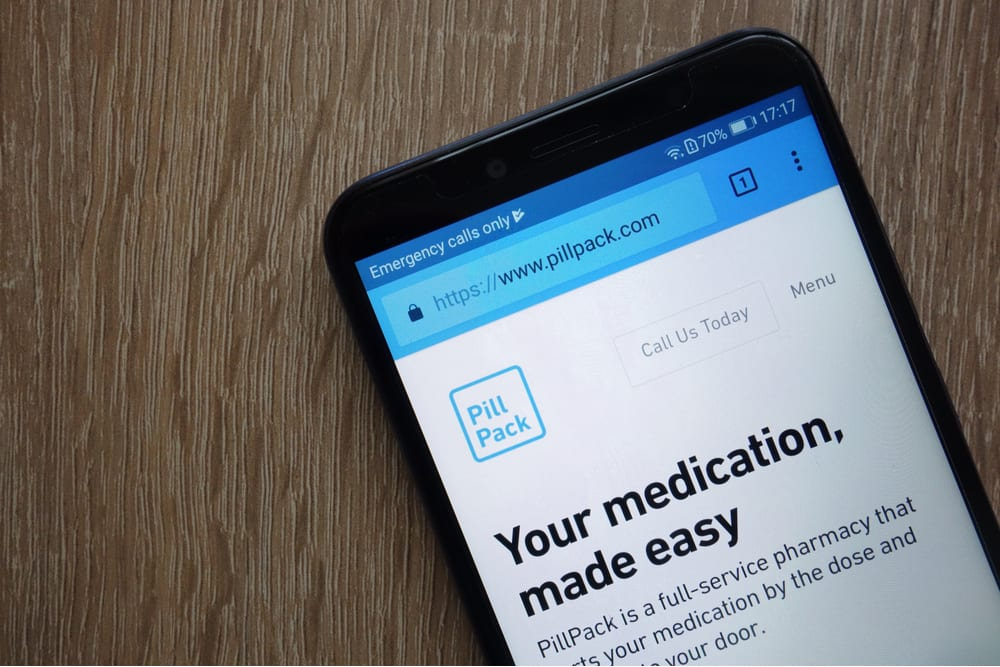 Amazon Threatens Suit Against Surescripts For Blocking PillPack From Patient Data