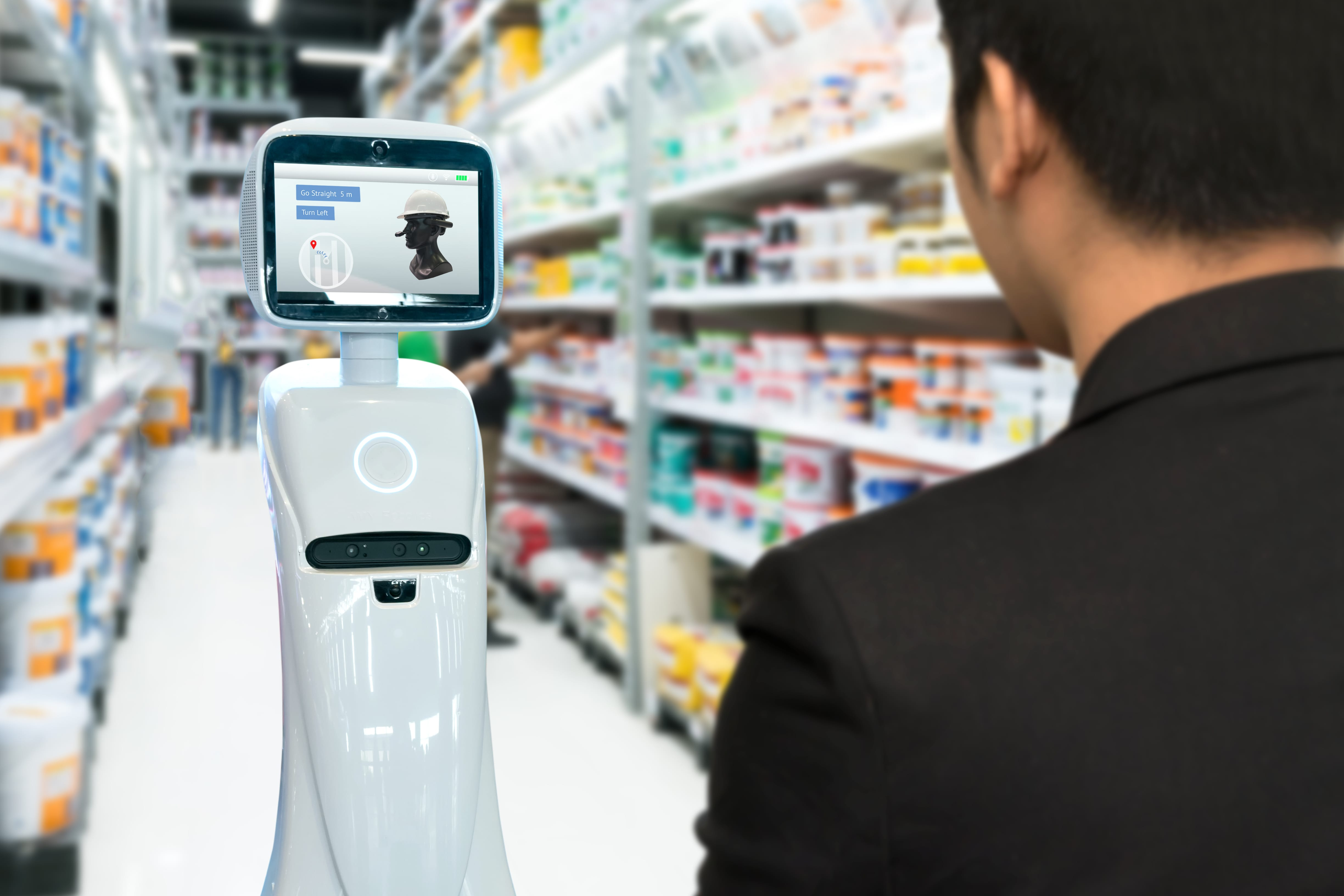 automated retail