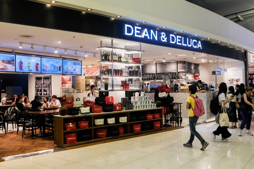 Dean & DeLuca Closes Stores Due To Competition
