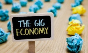 How Gig Worker Advances Could Ease Financial Anxiety