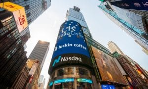 Luckin Coffee Eyes Middle East, India Expansion