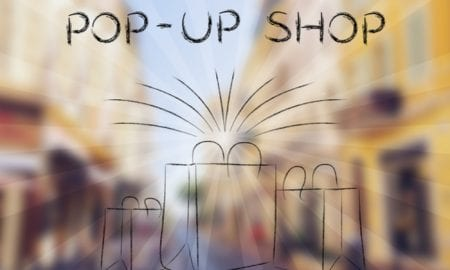 pop-up shop