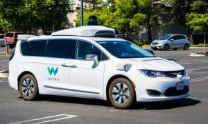 Waymo Experiments With Wireless Internet