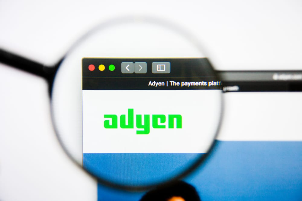 Adyen Sees Processing Volumes Up 49 Pct.