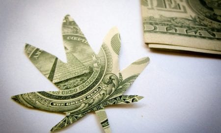 marijuana payments cash