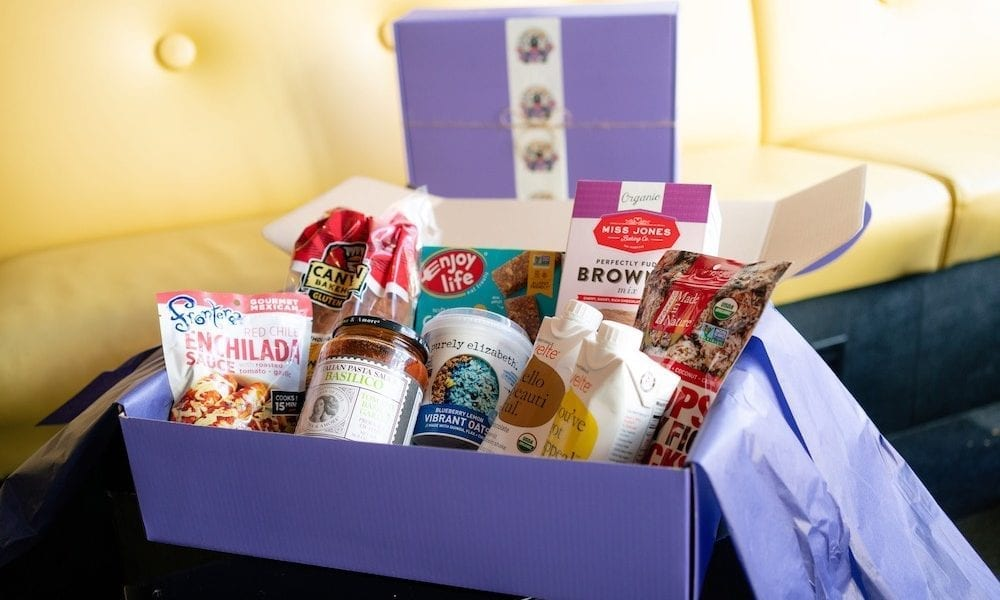 Be Free Co subscription box