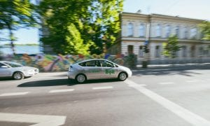 Estonia Now Offers Food Delivery From Bolt, An Uber Competitor