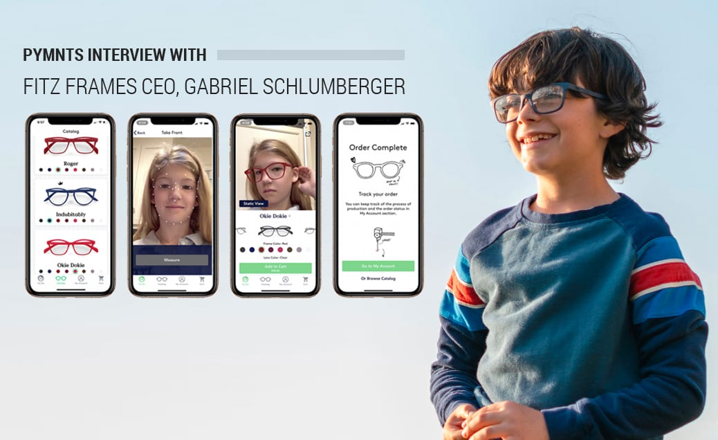 Children's Eyeglasses Get A Mobile And 3D Printing Makeover