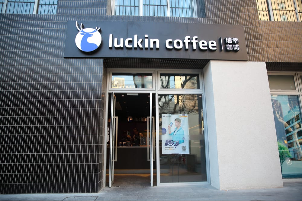 Luckin Closes In On Starbucks In China