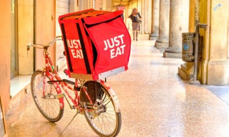 Just Eat, Takeaway.com Merge To Take On Uber Eats, Deliveroo